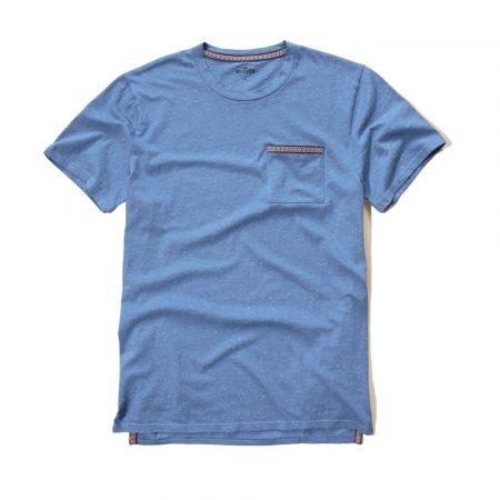 Hình Áo thun cổ tròn Hollister Textured Pocket T-Shirt HCO-T101