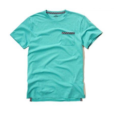 Hình Áo thun nam Hollister Textured Pocket T-Shirt HCO-T102