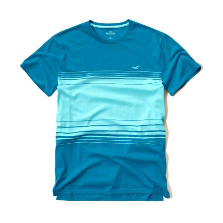Hình Áo thun nam Hollister Stripe Icon T-Shirt HCO-T99