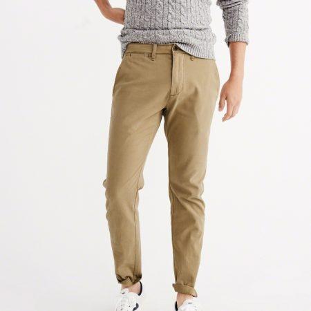 Hình Quần dài nam Abercrombie & Fitch AF-US-Q07 Skinny Chino Pants