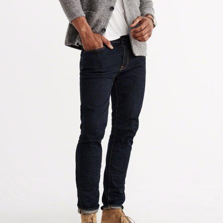 Hình Quần Jean nam Abercrombie & Fitch AF-US-J18 Skinny Jeans