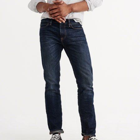 Hình Quần Jean nam Abercrombie & Fitch AF-US-J27 Skinny Jeans