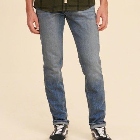 Hình Quần jean nam Hollister HCO-US-J11 Super Skinny Jeans