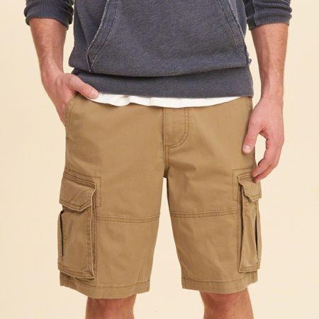 Hình Quần short túi hộp Hollister HCO-US-S11 Cargo Fit Shorts