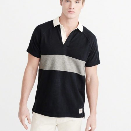 Hình Áo thun polo Abercrombie & Fitch AF-US-P26 RUGBY POLO