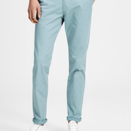 Hình Quần Chinos Jackjones JAJ-Q06 CODY SPENCER WW CHINOIS GREEN