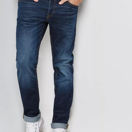 Hình Quần jeans nam Jack & Jones JAJ-J02 Tim Slim Fit Jeans