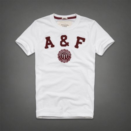 Hình Áo thun nam Abercrombie & Fitch Heritage Tee AF-T239