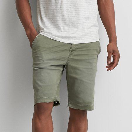 Hình Quần shorts khaki nam American Eagle AE-S05 Classic