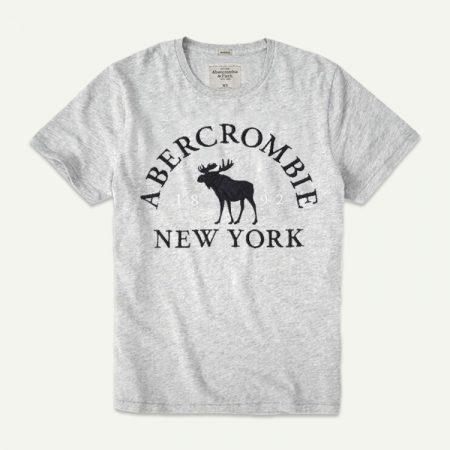 Hình Áo thun nam Abercrombie & Fitch Graphic Tee AF-T272 Abercrombie NewYork