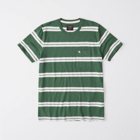 Hình Áo thun nam Abercrombie & Fitch AF-US-T37 Rugby ICON TEE