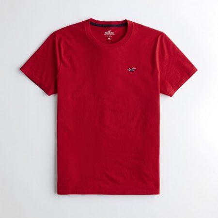 Hình Áo thun nam Hollister HCO-T145 Must-Have Crewneck T-Shirt Red