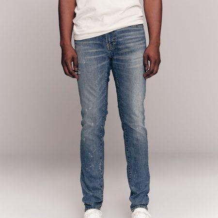 Hình Quần Jean nam Abercrombie & Fitch AF-US-J52 Ripped Super Skinny Jeans