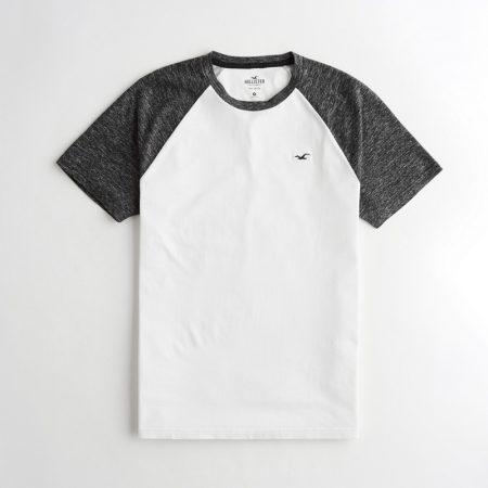 Hình Áo thun nam Hollister HCO-T169 Colorblock Raglan T-Shirt
