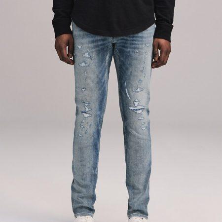 Hình Quần Jean nam Abercrombie & Fitch AF-US-J60 Super Skinny Jeans