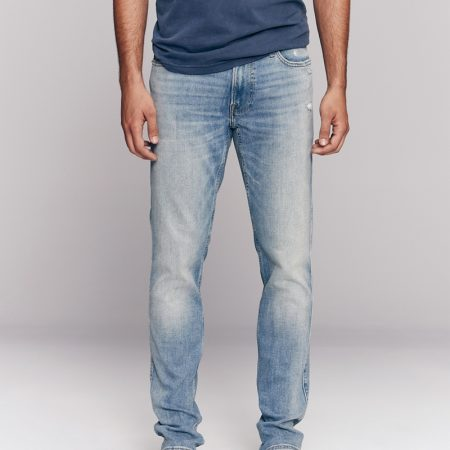 Hình Quần Jean nam Abercrombie & Fitch AF-US-J63 Ripped Skinny Jeans