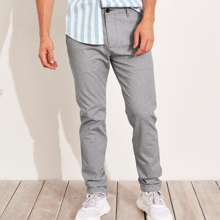 Hình Quần dài nam Hollister HCO-US-Q19 Skinny Chino Pants