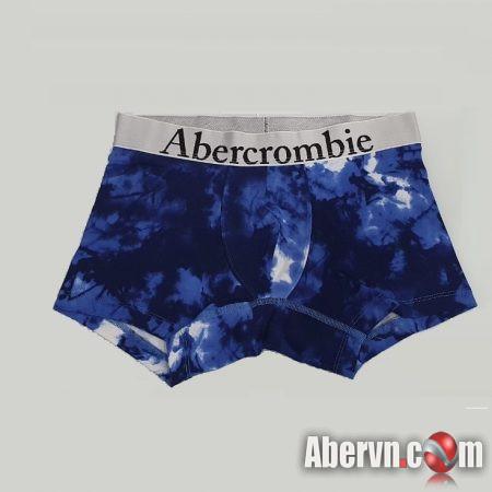Hình Quần lót nam Abercrombie AF-UD23 Classic Trunk Blue Pattern