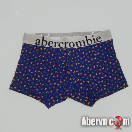 Hình Quần lót nam Abercrombie AF-UD27 Classic Trunk Purple Pattern